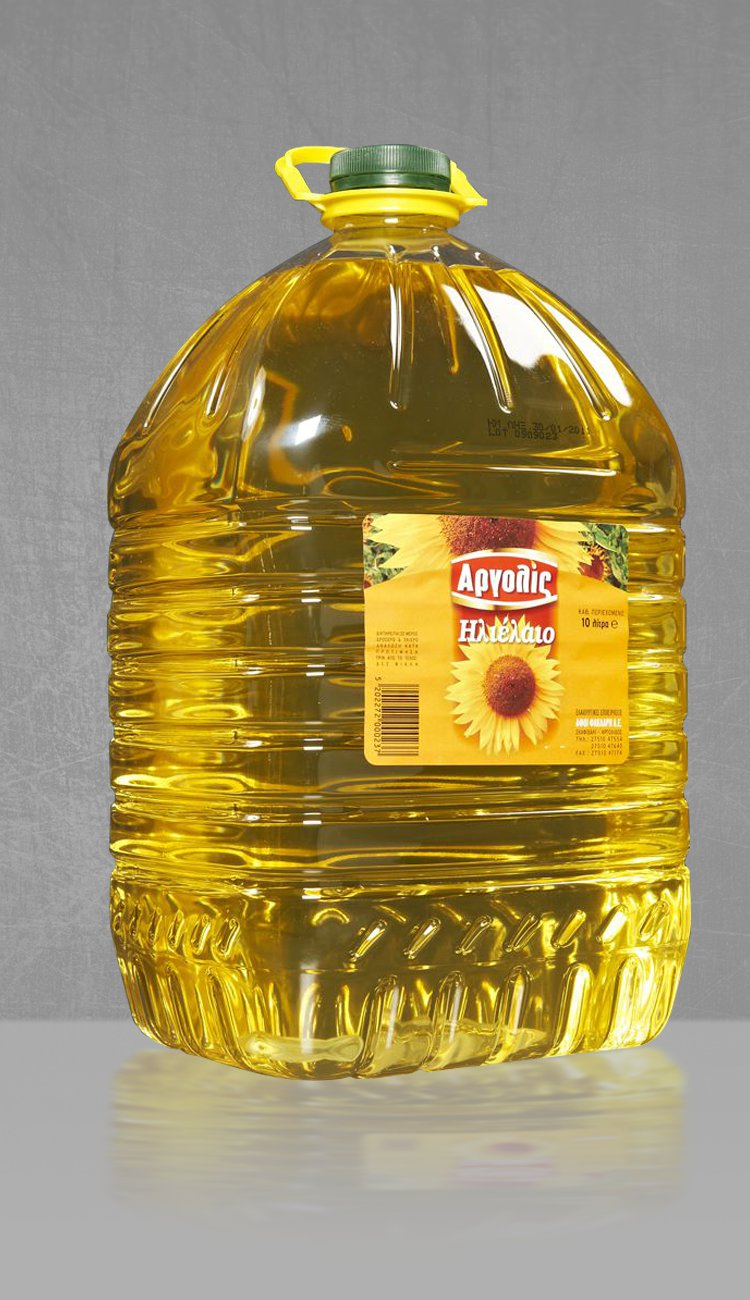 Sunflower oil 10 lit.