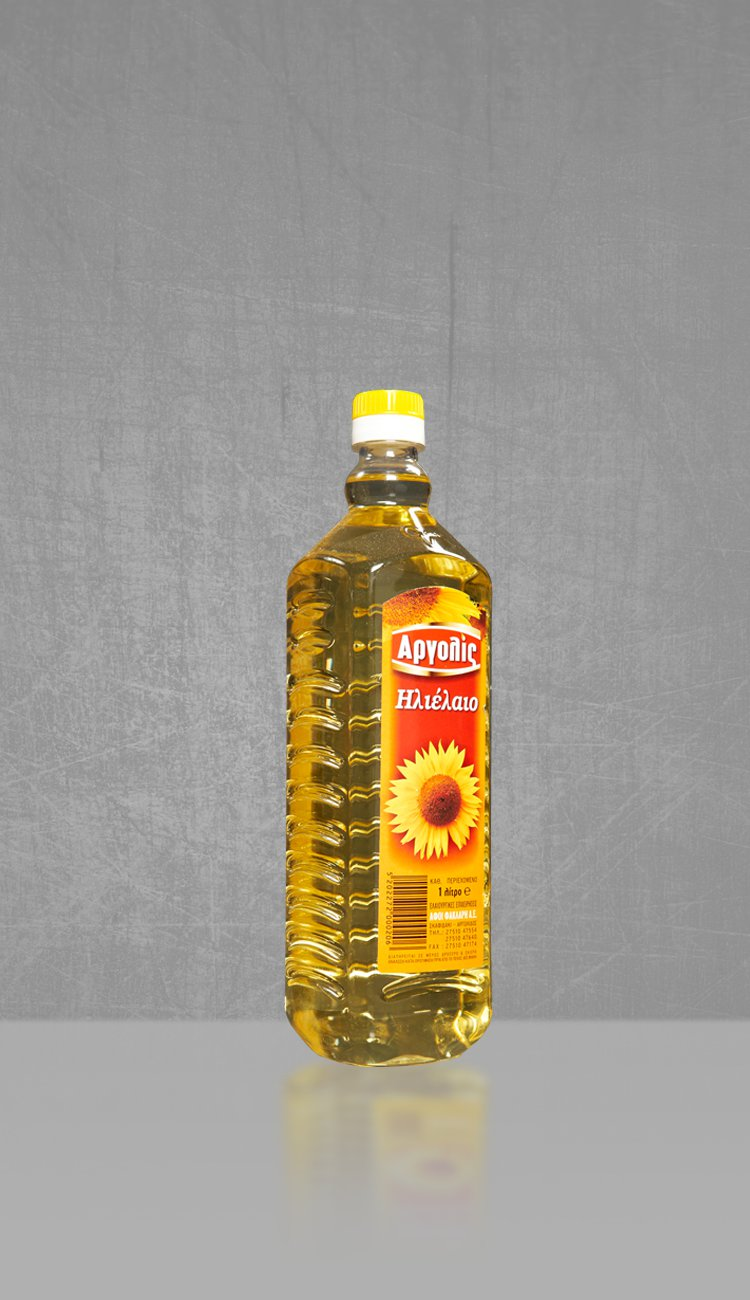 Sunflower oil 1 lit.