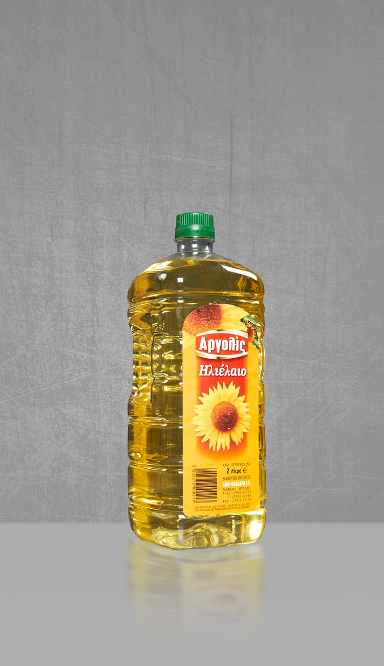 Sunflower oil 2 lit.