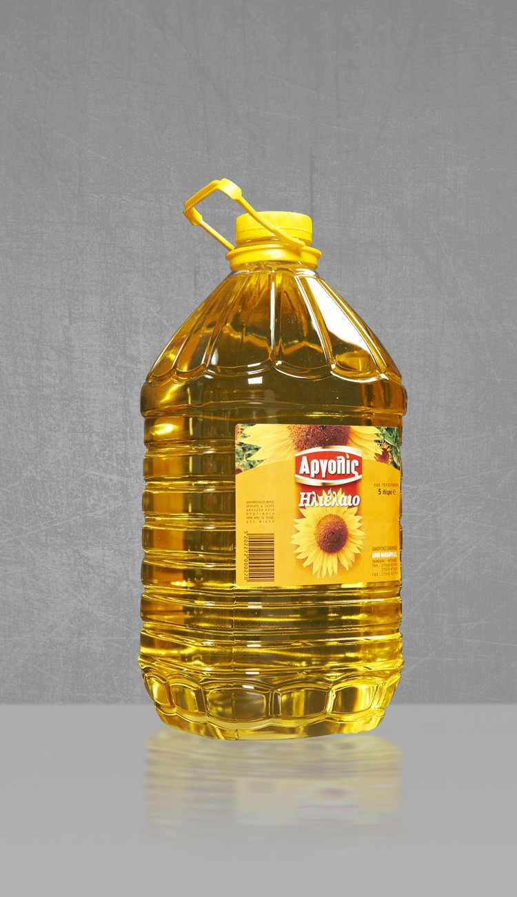 Sunflower oil 5 lit.